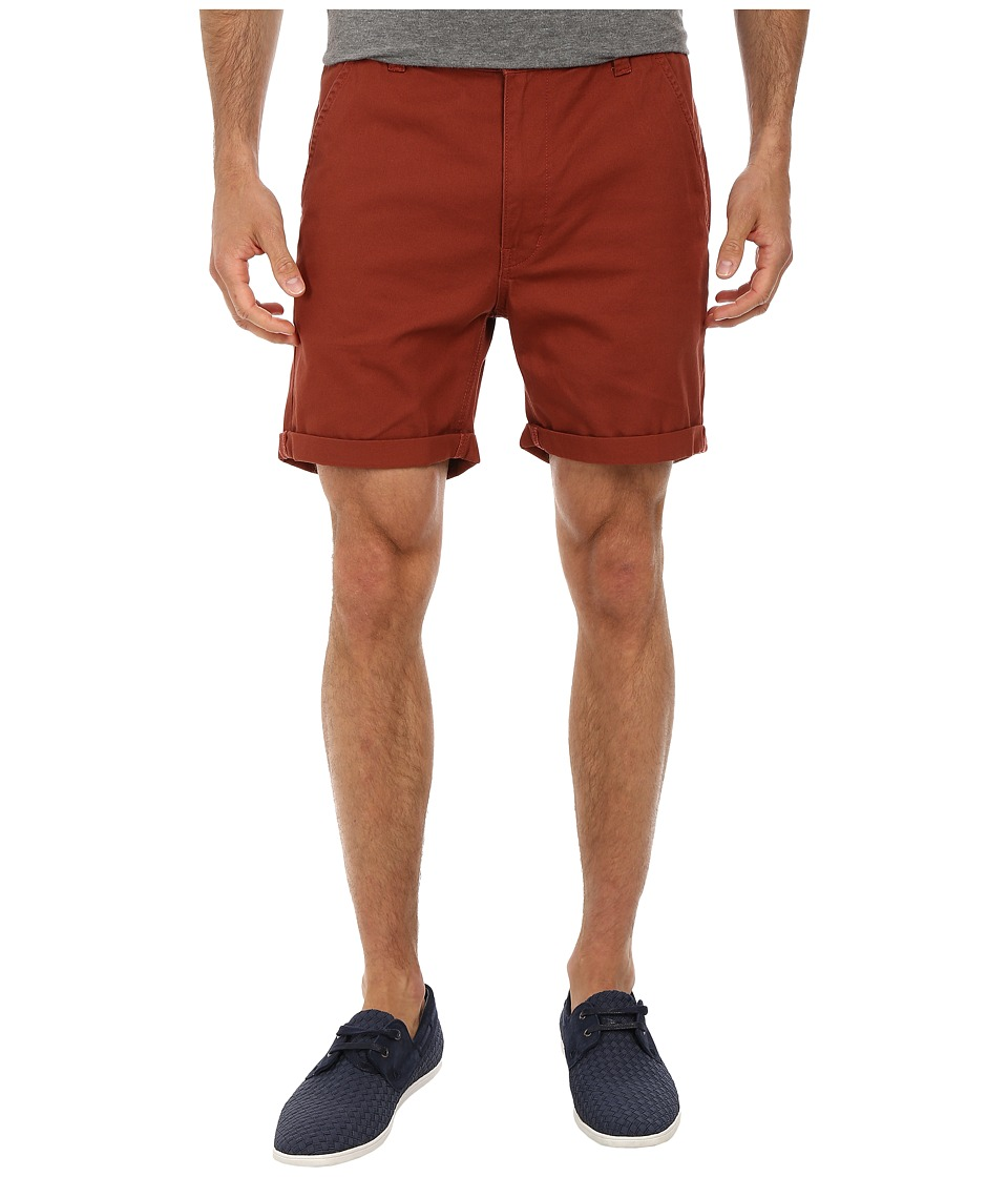 WeSC - Rai Shorts (Faded Henna) Men