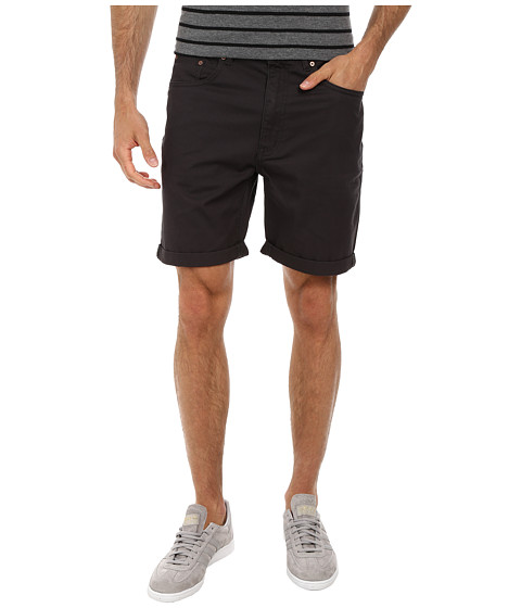 WeSC - Conway Shorts (Spring Black) Men's Shorts