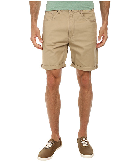 WeSC - Conway Shorts (Cornstalk) Men's Shorts