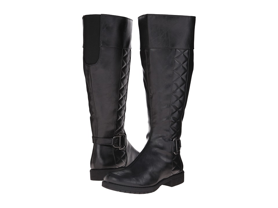 LifeStride - Marvelous Wide Calf (Black) Women's Boots