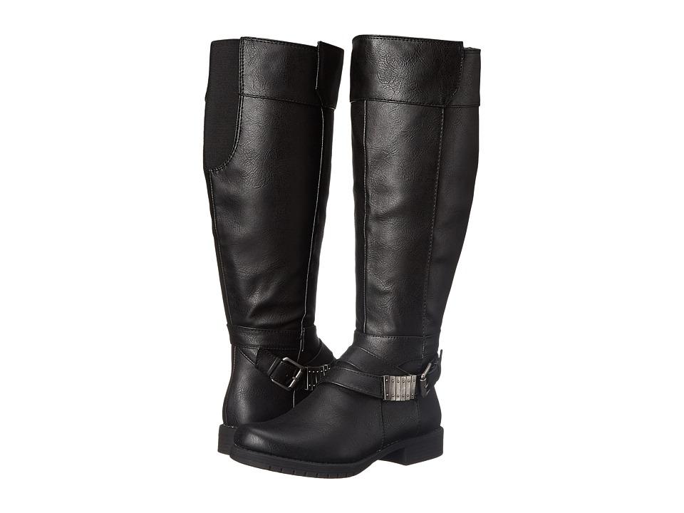 LifeStride - Maximize Wide Calf (Black) Women's Boots