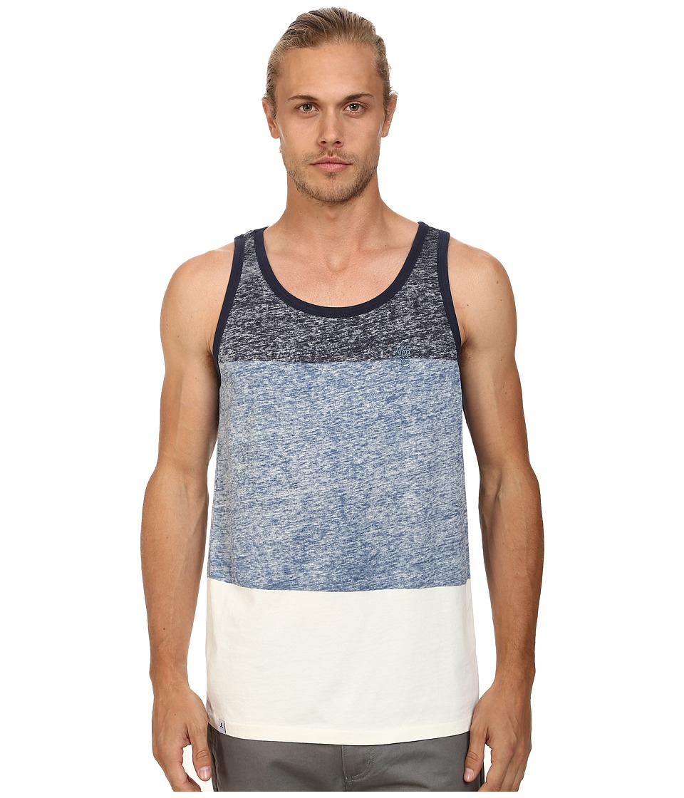 WeSC - Magsnus Tank Top (Coronet Blue) Men's Sleeveless
