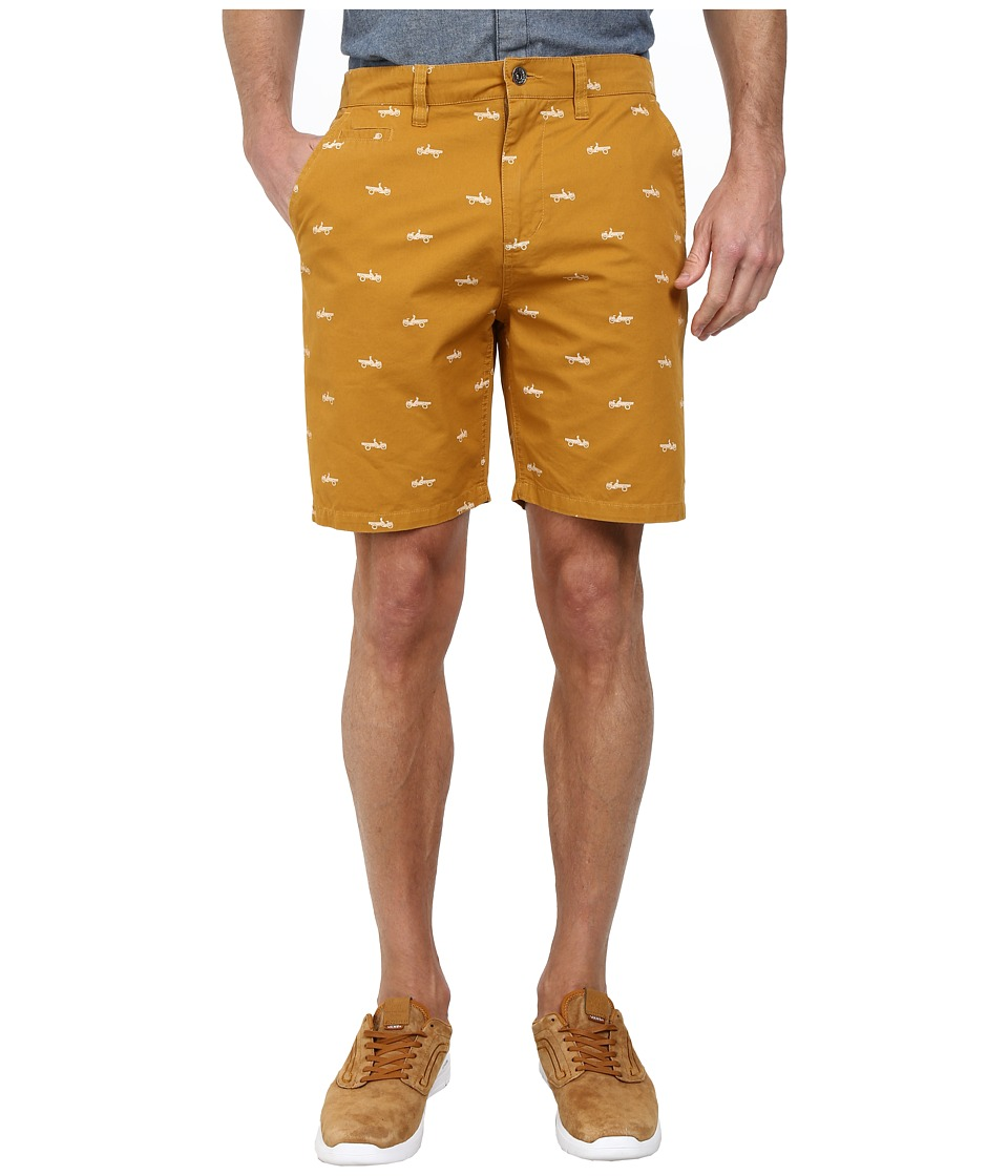 WeSC - Mingo Shorts (Wood Thrush) Men's Shorts