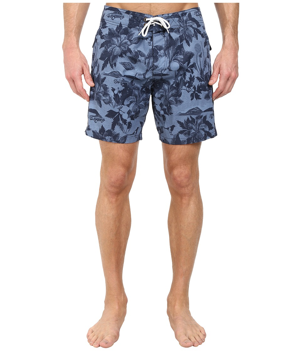 WeSC - Coe Swim Shorts (Coronet Blue) Men's Swimwear