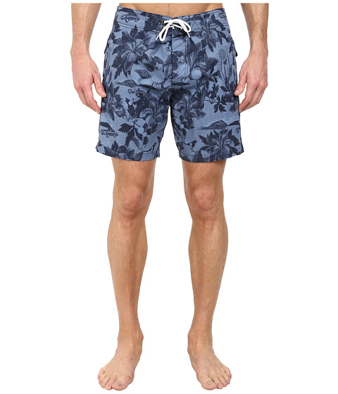 WeSC - Coe Swim Shorts (Coronet Blue) Men