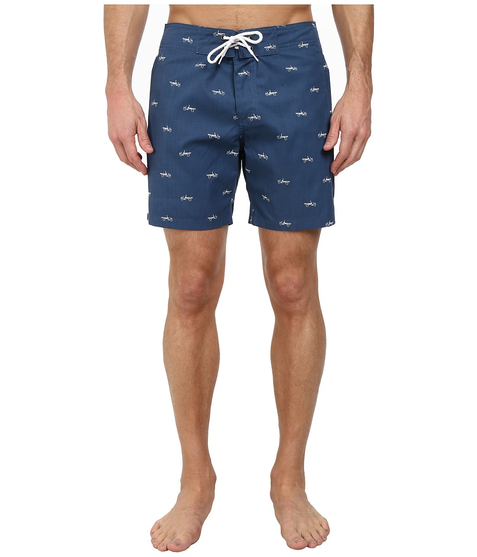 WeSC - Kamber Swim Shorts (Blue Iris) Men's Swimwear