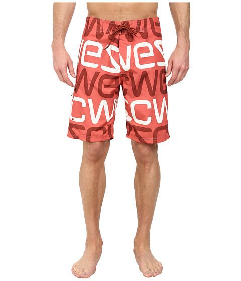 WeSC - Djavan Swim Shorts (Faded Rose) Men's Swimwear