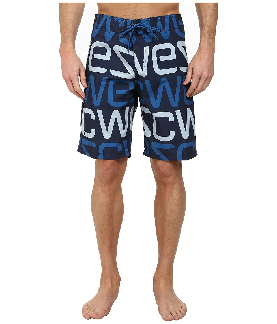 WeSC - Djavan Swim Shorts (Blue Iris) Men's Swimwear