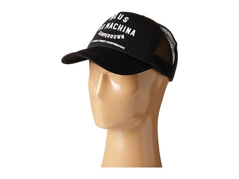 654f1c7e EAN 9342689151033 product image for Deus Ex Machina - Camperdown Address  Trucker Cap (Black) ...
