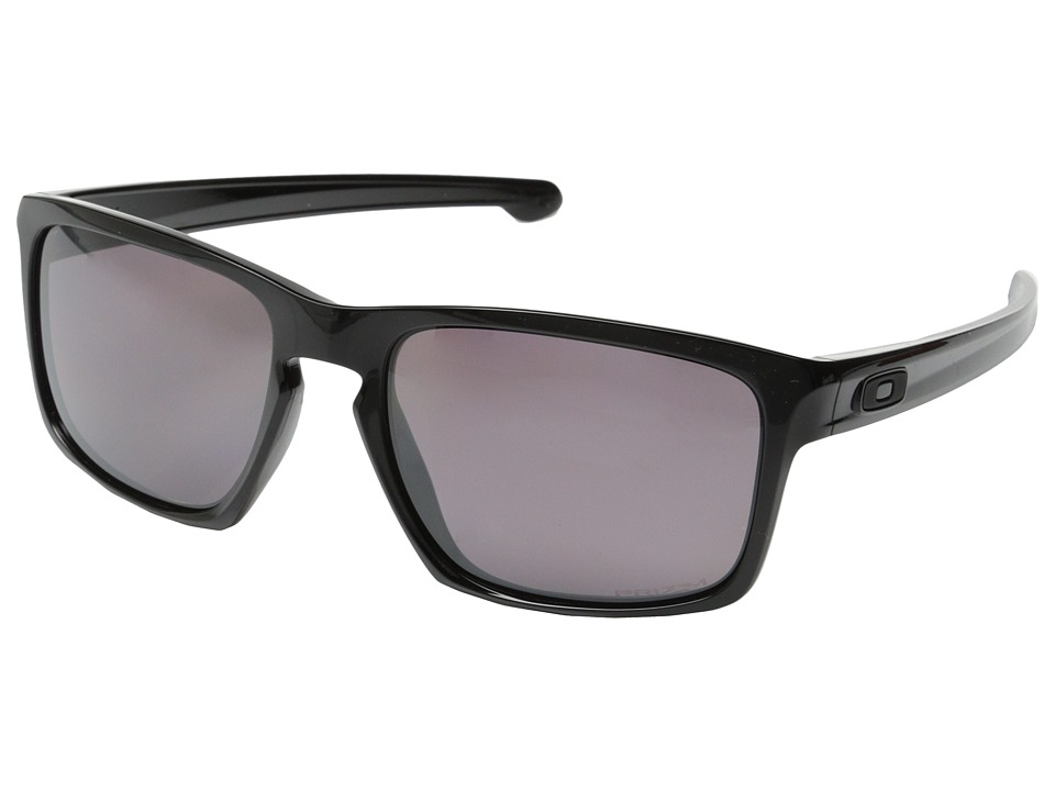 Oakley - Sliver (Polished Black/Prizm Daily Polarized) Sport Sunglasses