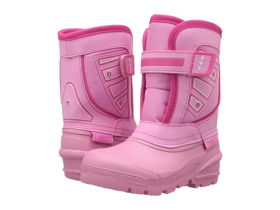 Tundra Boots Kids - Oregon (Toddler) (Pink) Girls Shoes