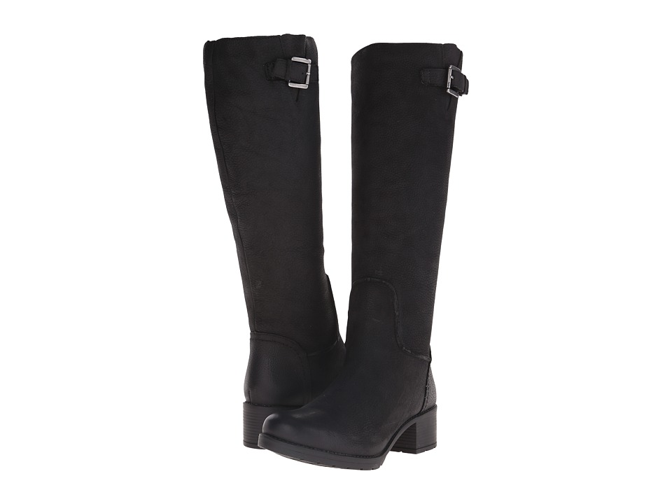 Rockport - City Casuals Rola Tall Boot (Black Tumble WL) Women's Boots