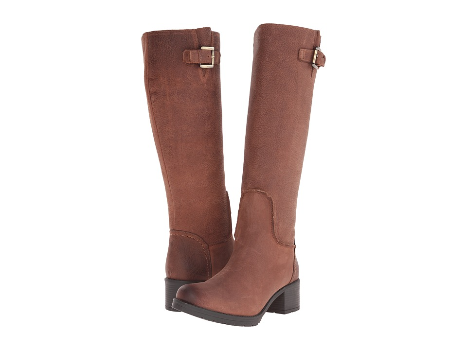 Rockport City Casuals Rola Tall Boot (Nutella Tumble WL) Women