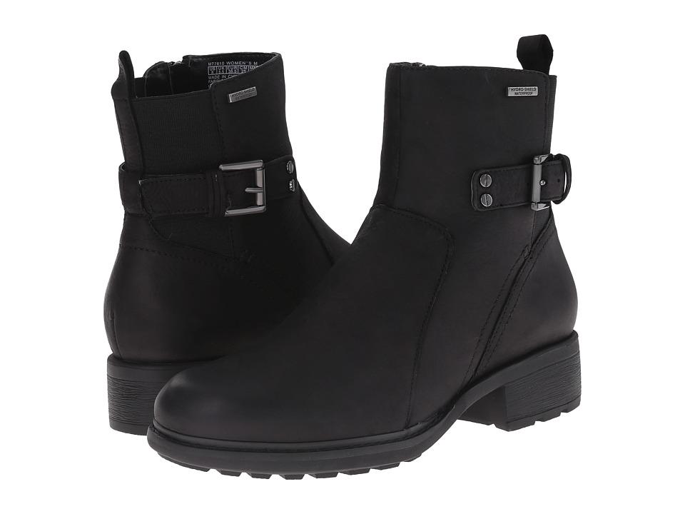 Rockport - First Street Waterproof Gore Bootie (Black Waxy Pull WP WL) Women's Waterproof Boots