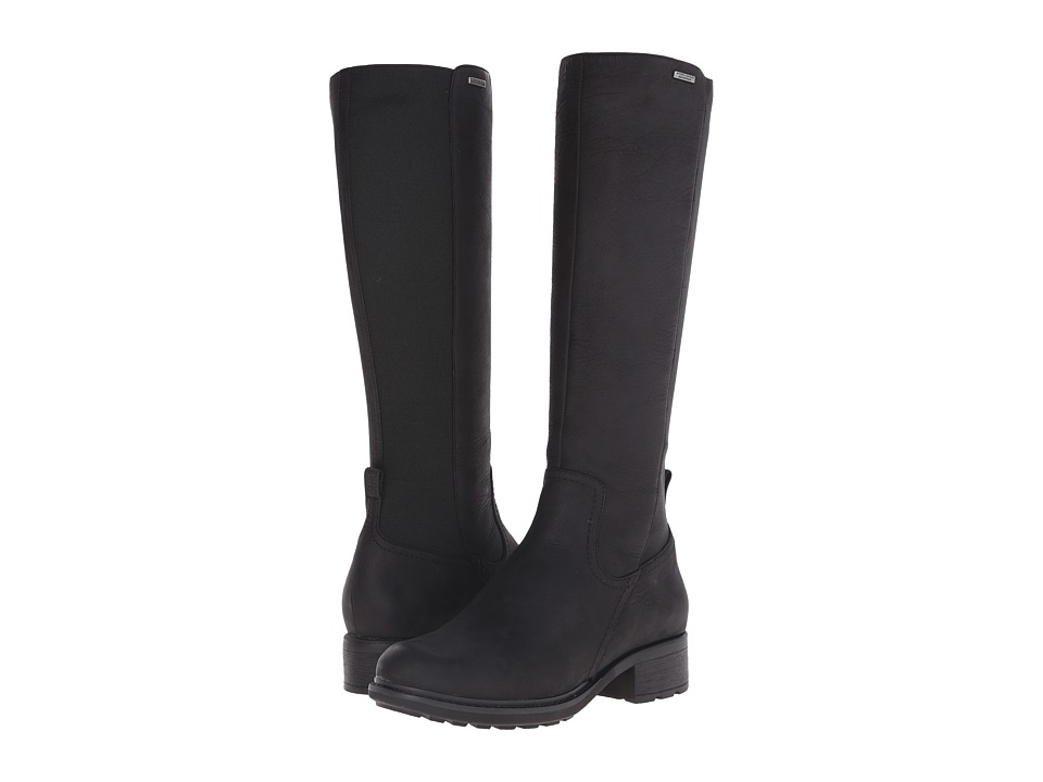 Rockport - First Street Waterproof Gore Tall Boot (Black Waxy Pull WP WL) Women's Waterproof Boots