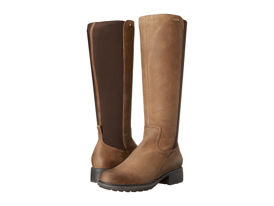 Rockport - First Street Waterproof Gore Tall Boot - Wide Calf (B Cake Waxy Pull WP WL WC) Women