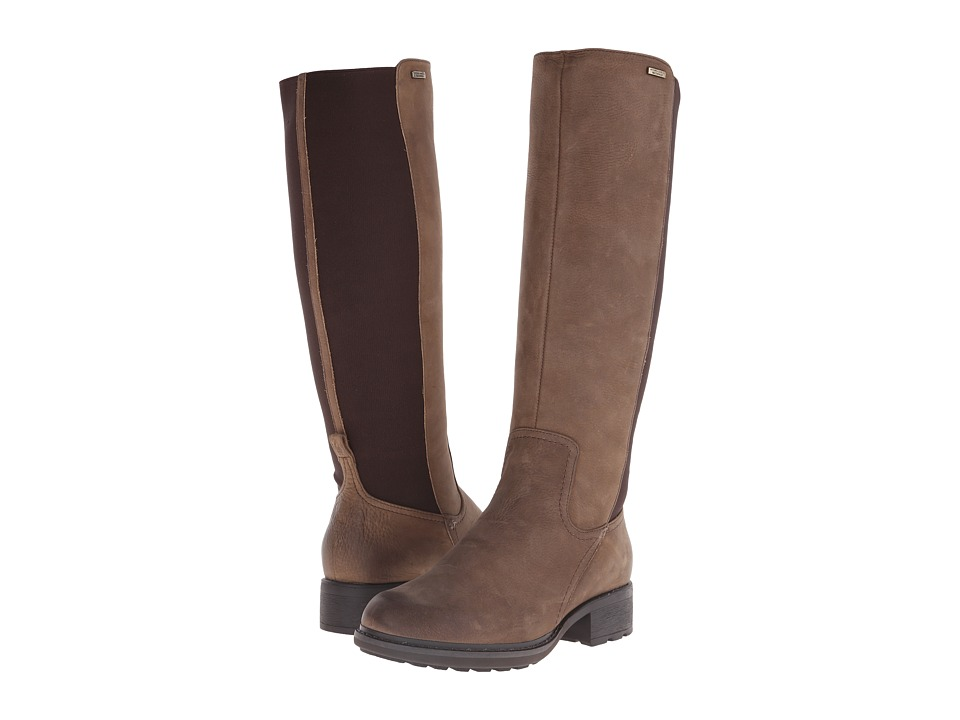 Rockport - First Street Waterproof Gore Tall Boot (B Cake Waxy Pull WP WL) Women's Waterproof Boots