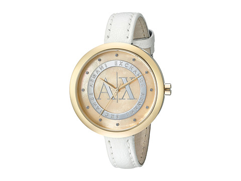 AX Armani Exchange - Julietta (White) Watches