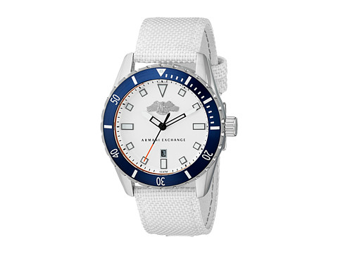 AX Armani Exchange - Covert (White) Watches