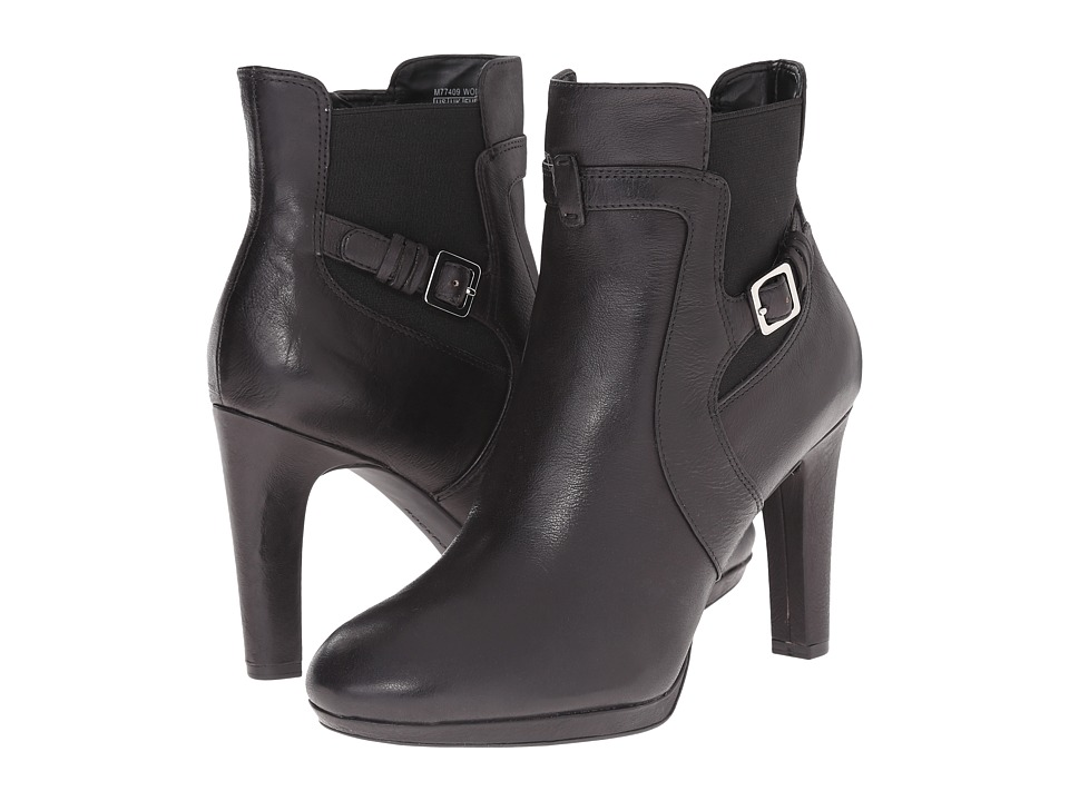 Rockport - Seven To 7 Ally Buckle Chelsea (Black Cas Pull) Women