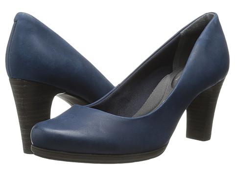Rockport - Total Motion Plain Pump (D Ocean Nubuck) Women's Shoes