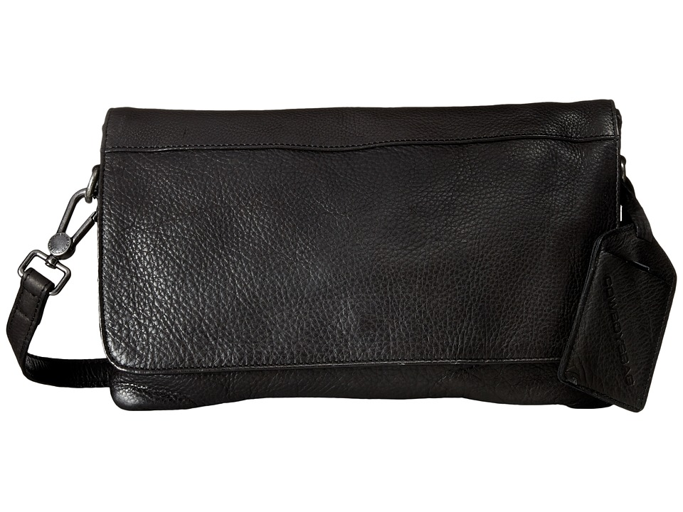COWBOYSBELT - Deeside (Black) Clutch Handbags