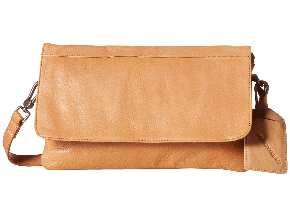 COWBOYSBELT - Deeside (Caramel) Clutch Handbags