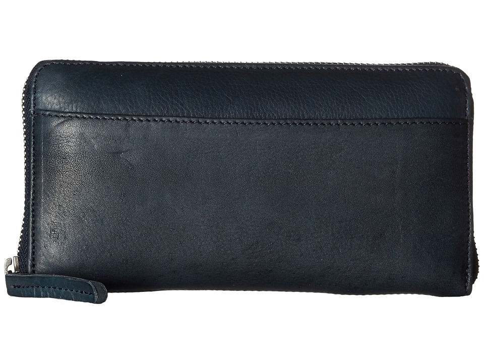 COWBOYSBELT - Rushden (Navy) Clutch Handbags