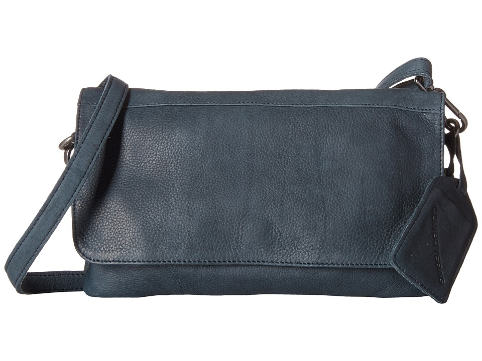COWBOYSBELT - Deeside (Navy) Clutch Handbags