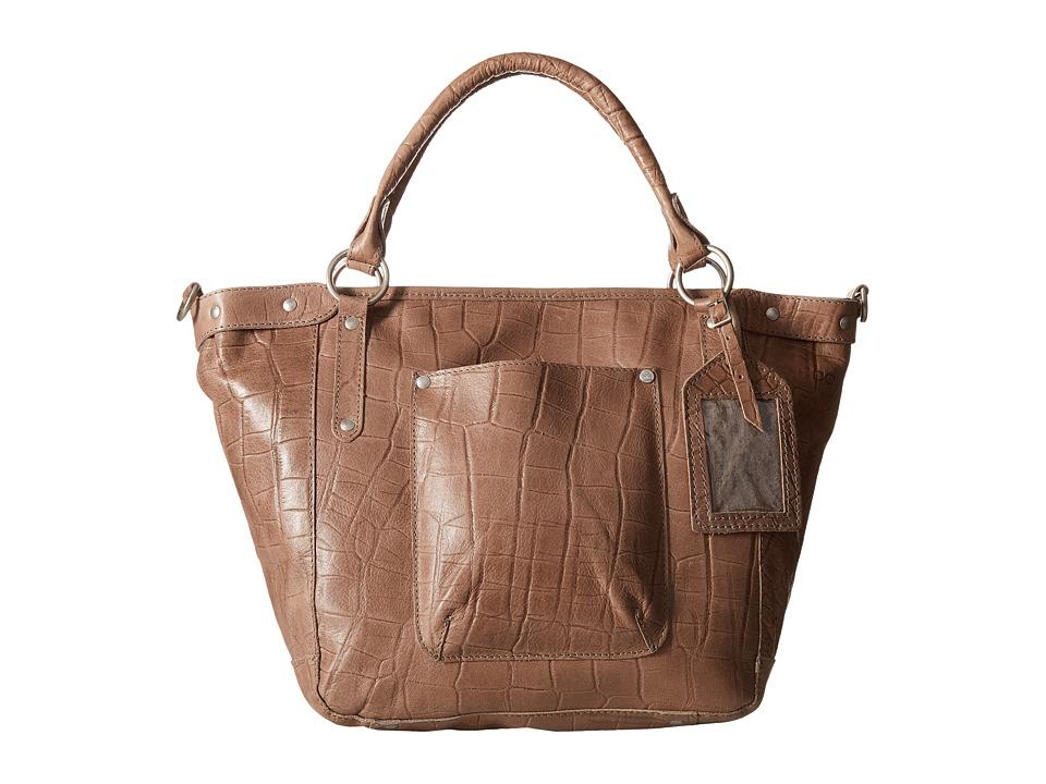 COWBOYSBELT - Condado (Elephant Grey) Handbags