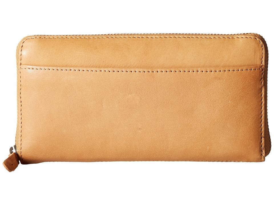COWBOYSBELT - Rushden (Caramel) Clutch Handbags