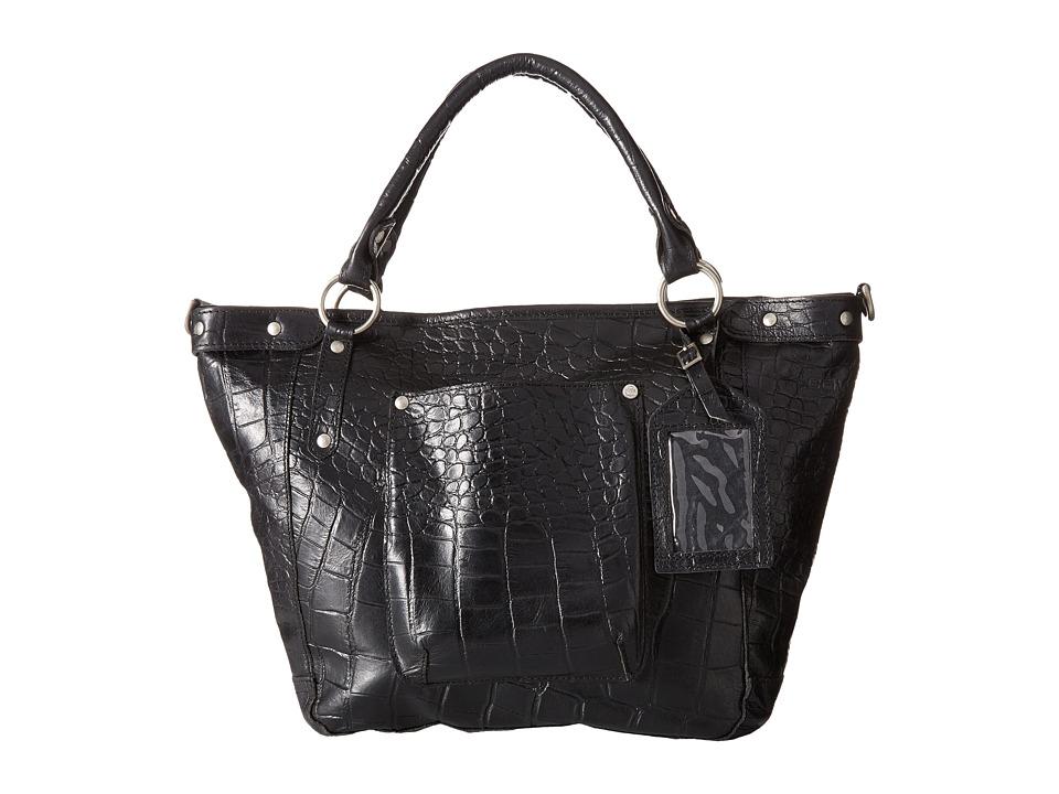 COWBOYSBELT - Condado (Black) Handbags