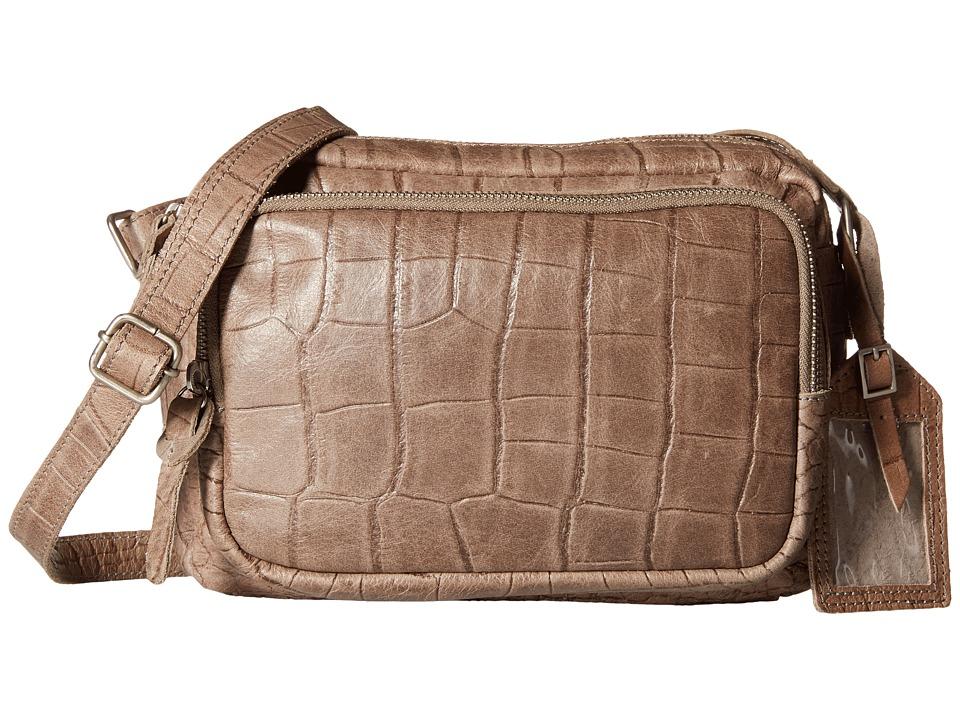 COWBOYSBELT - Mossoro (Elephant Grey) Handbags