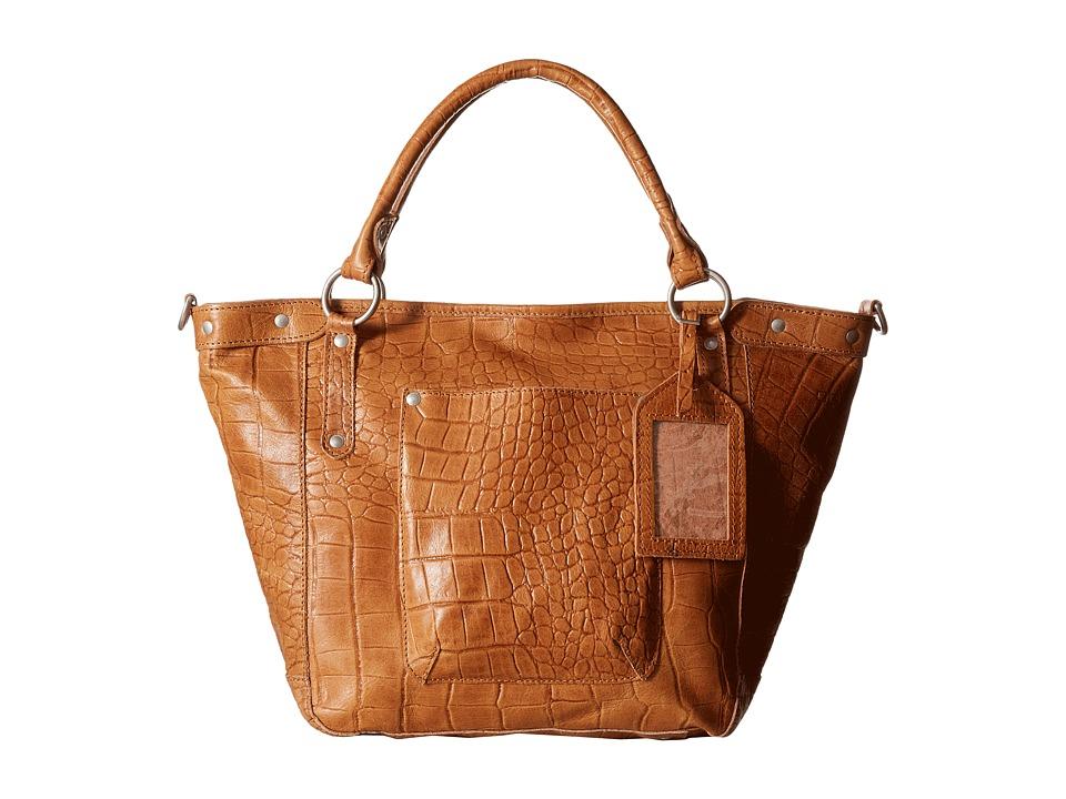 COWBOYSBELT - Condado (Tobacco) Handbags