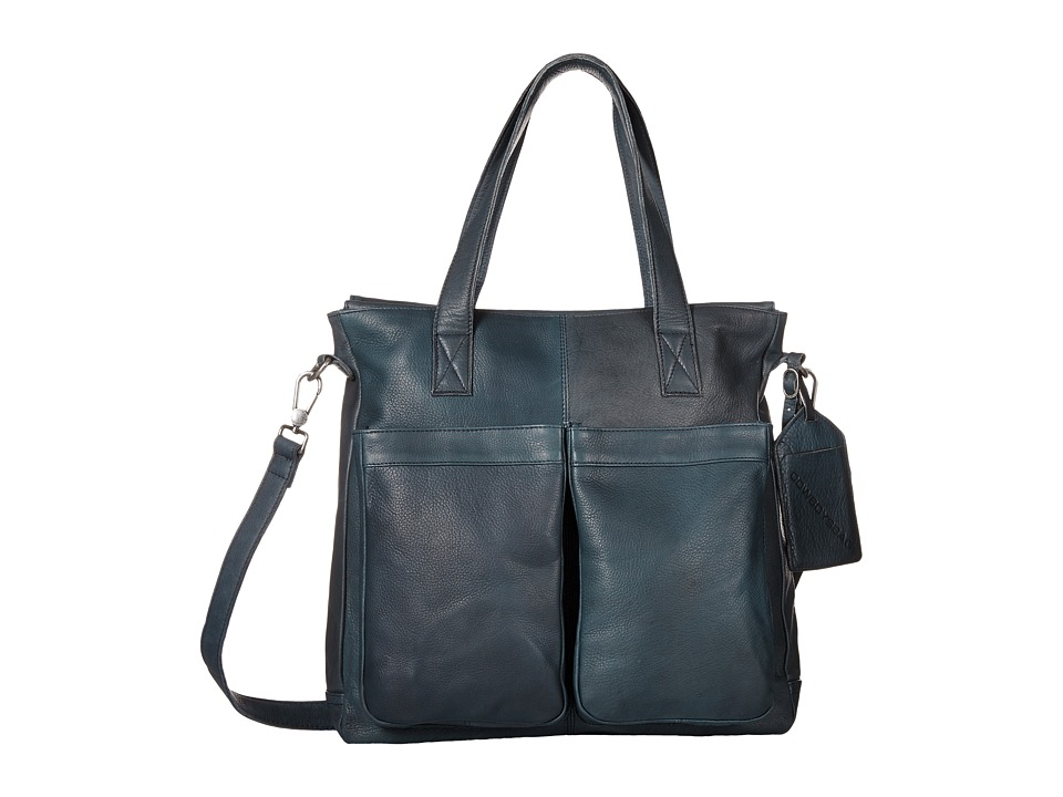COWBOYSBELT - Burton (Navy) Handbags