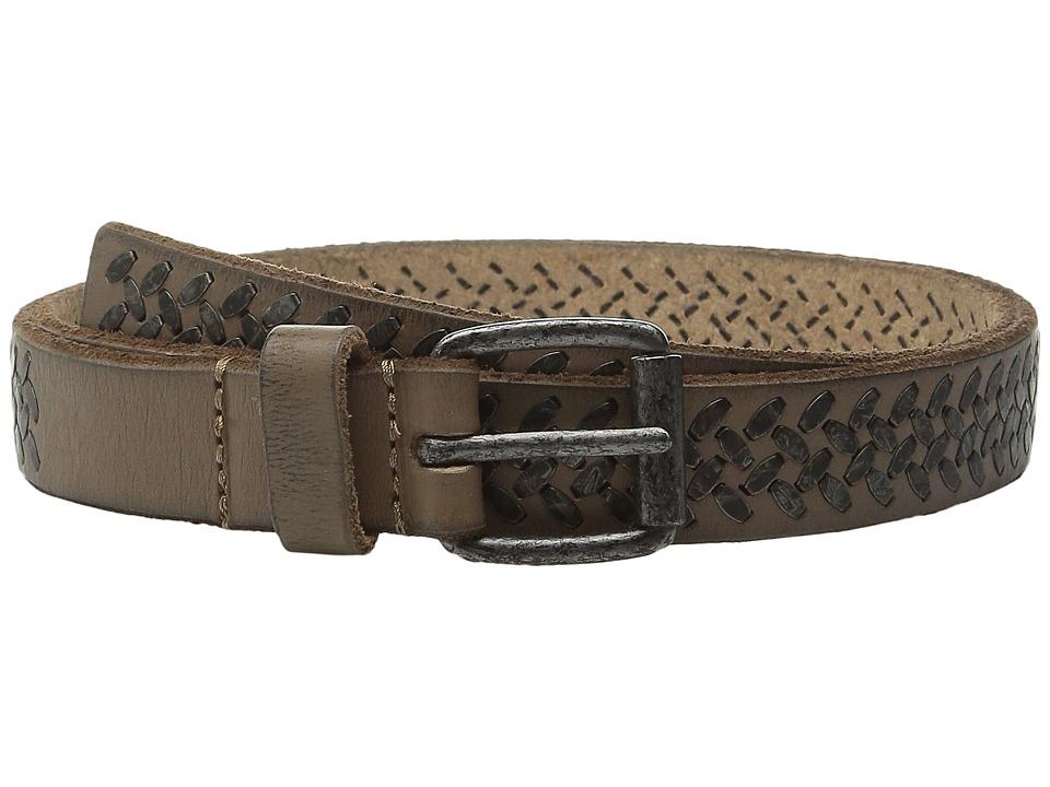 COWBOYSBELT - 259097 (Mud) Women's Belts