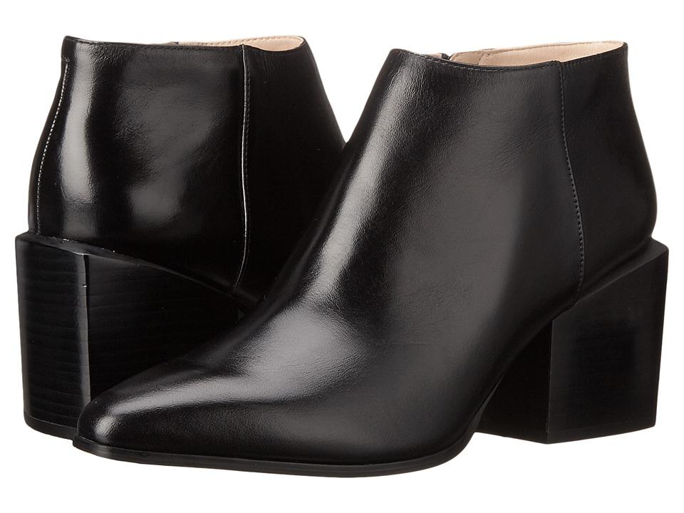 Clarks - Amaline Art (Black Leather) Women