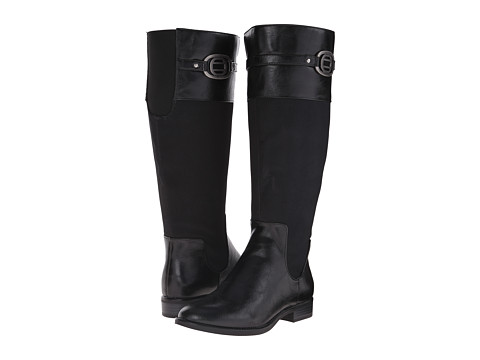 LifeStride - Ravish Wide Calf (Black) Women's Boots
