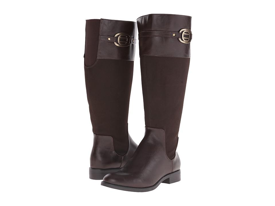LifeStride - Ravish Wide Calf (Dark Chocolate) Women's Boots