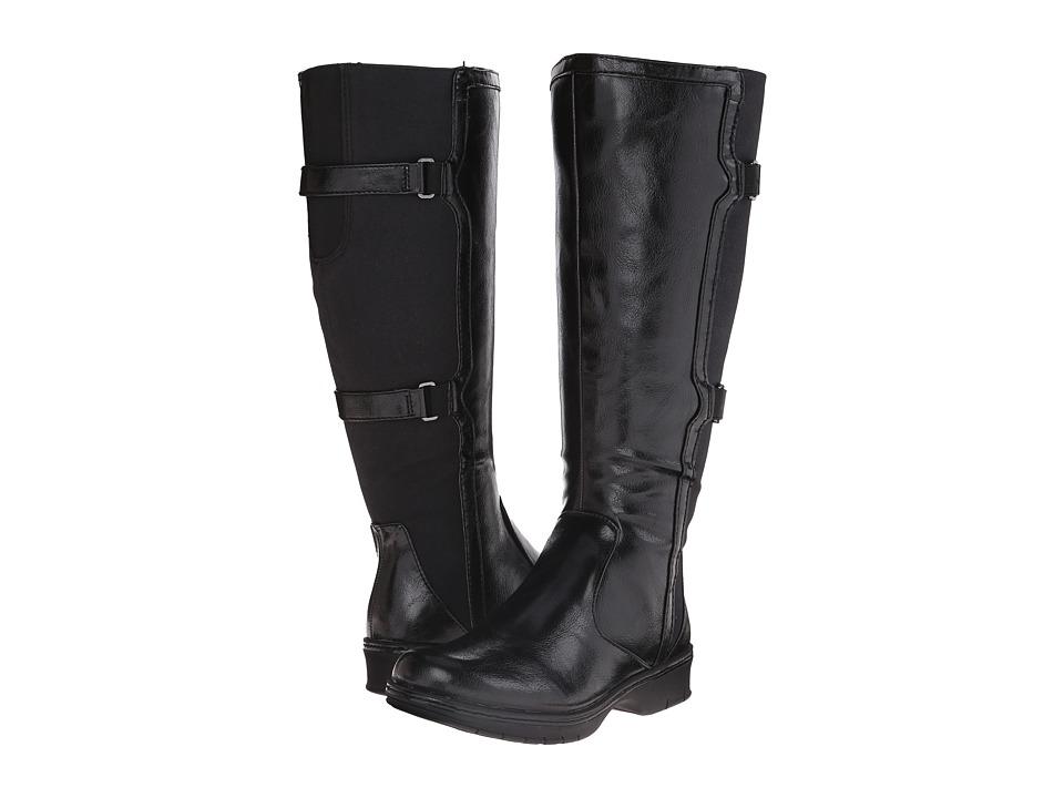 LifeStride - Venture Wide Calf (Black) Women's Boots
