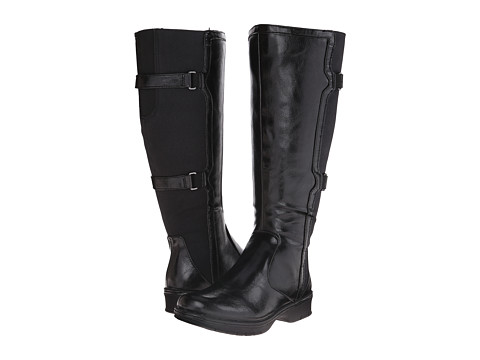 LifeStride - Venture Wide Calf (Black) Women's Boots