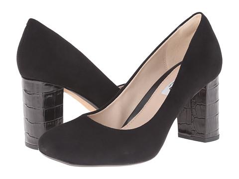 Clarks - Gabriel Mist (Black Suede) High Heels