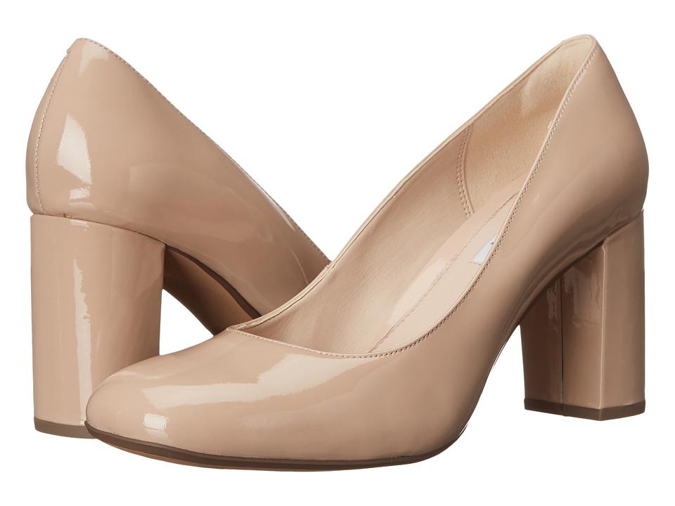 Clarks - Gabriel Mist (Nude Patent) High Heels