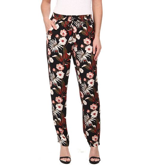 Maison Scotch - Silky Feel Relaxed Fit Pants (Print) Women