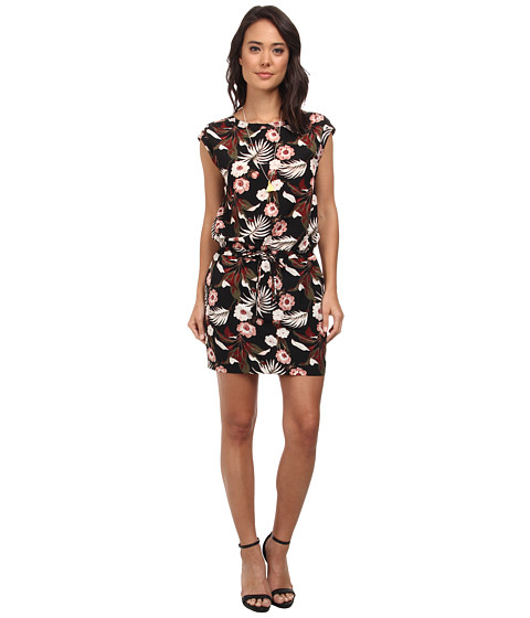 Maison Scotch - Silky Feel Dress (Print) Women's Dress
