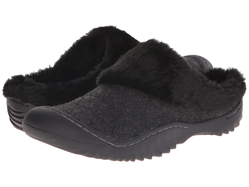 J-41 - France (Black) Women's Shoes