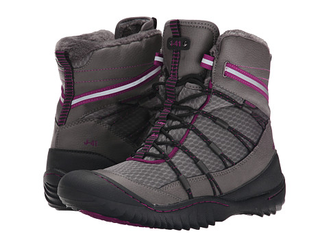J-41 - Kansas (Black) Women's Waterproof Boots