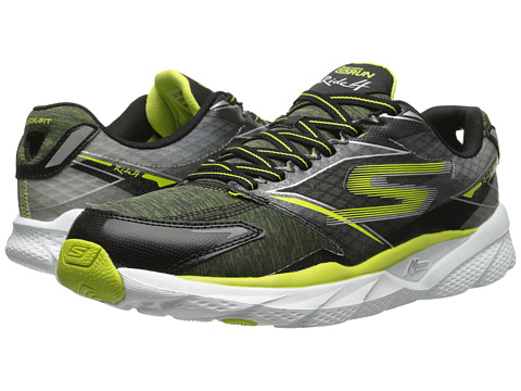 SKECHERS - Go Run Ride 4 - Excess (Black) Men