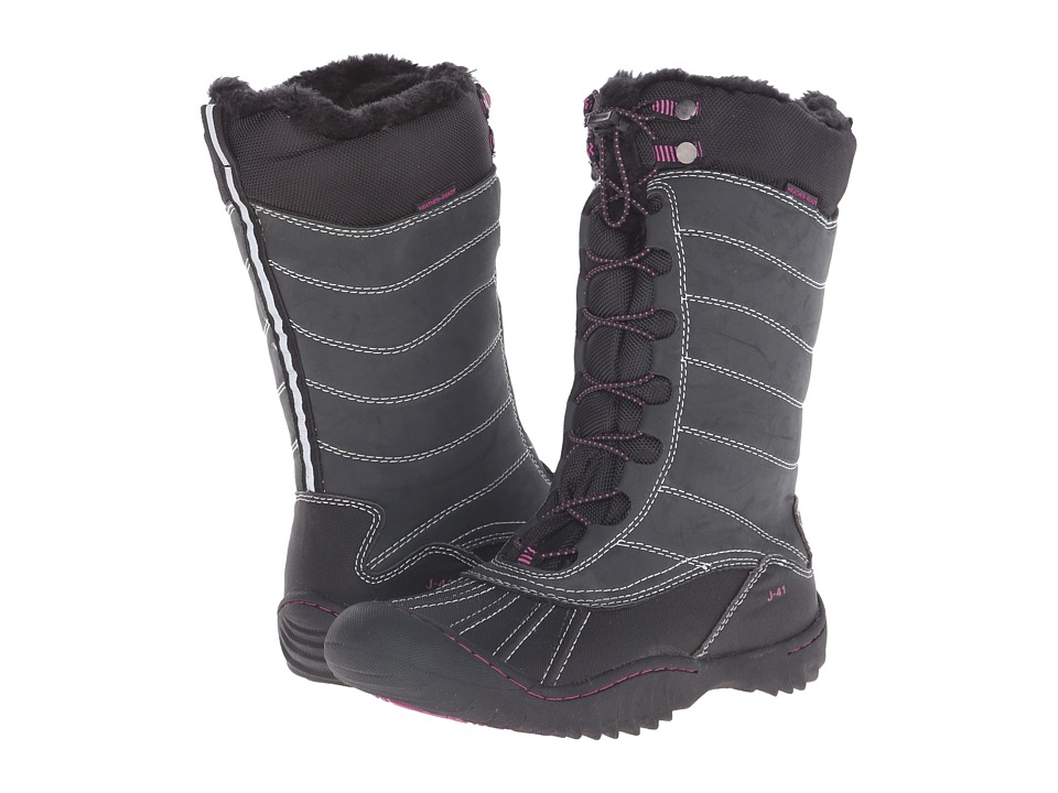 J-41 - Avery (Black) Women's Waterproof Boots
