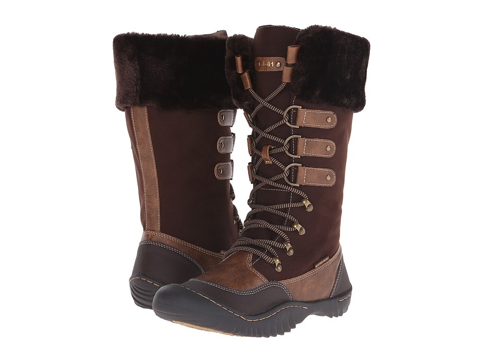 J-41 - Duchess (Brown) Women